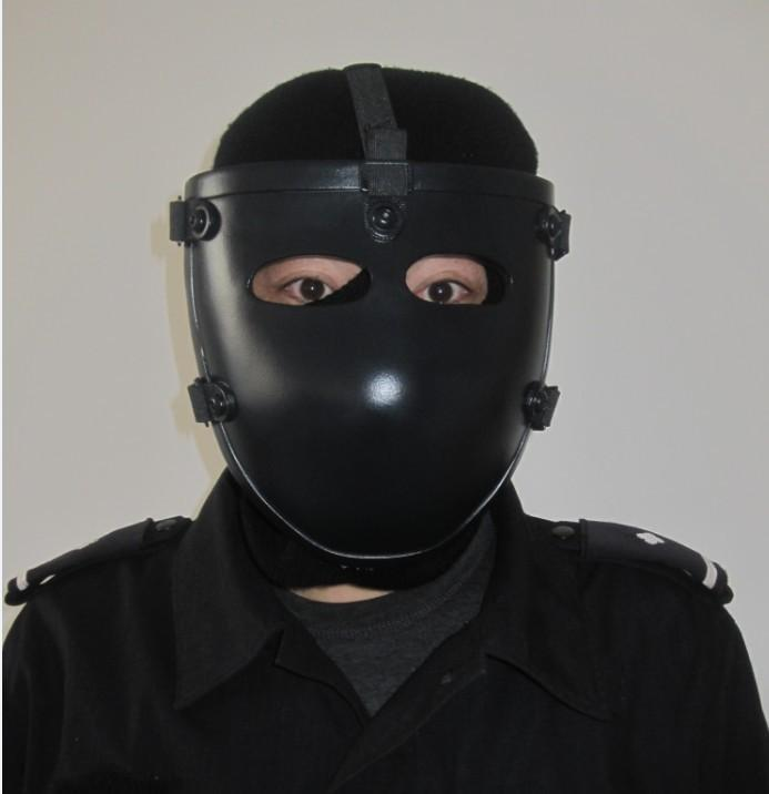 Bulletproof Mask for Helmets | Ballistic Facemask for Sale | Level IIIA+ | Padded | Milspec ✅ - Atomic Defense