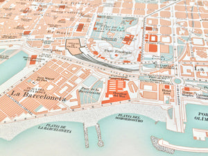'Baedeker' City Maps