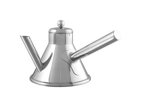 M'Tradition Stainless Steel Coffee Pot with Stainless steel Handle