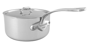 Mauviel USA M'URBAN3 saucepan with lid M'URBAN3 saucepan with lid