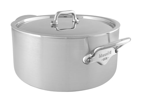 M'URBAN3 cocotte with lid