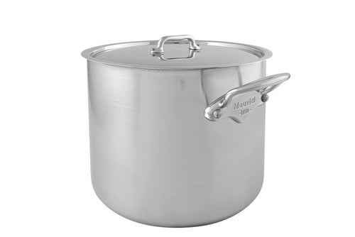 M'URBAN3 stockpot with lid