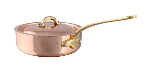 M'HERITAGE 150b saute-pan with lid