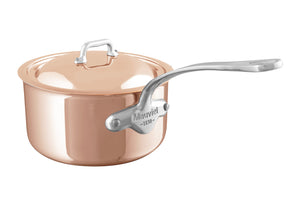 Mauviel USA M'6S saucepan with lid M'6S saucepan with lid