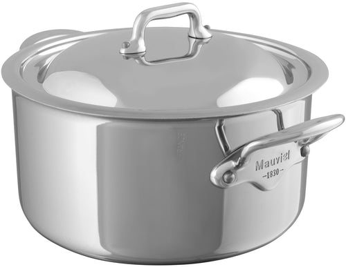 M'COOK cocotte with lid