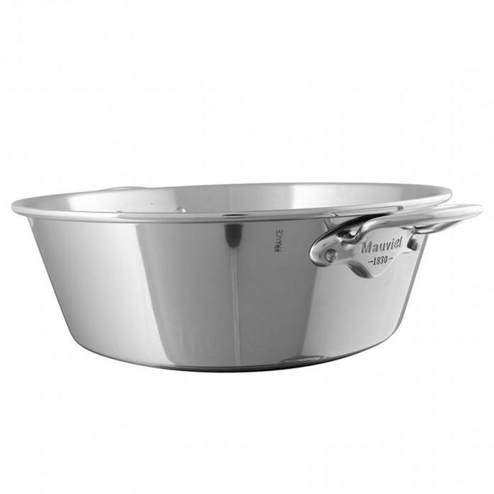 M'PASSION stainless steel jam pan