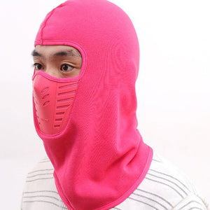 Windproof Ski Face Mask Winter Motorcycle Neck Warmer Tactical Balaclava Hood
