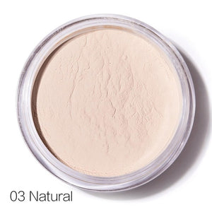 Face Loose Powder Matte Finish Transparent Makeup Oil-control Compact Cosmetic Powder