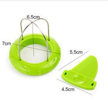 Mini Fruit Kiwi Cutter Peeler Slicer Kitchen Gadgets Tools