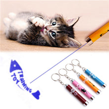 Creative Funny Pet LED Laser Toy For Cats