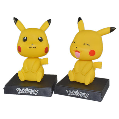 Funko POP 12cm Japanese Popular Animation Cute Pikachu Birthday Gift Doll