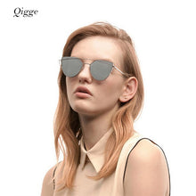 Fashion Vintage Cat Eye Sunglasses for Women