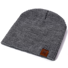 Men Women Fashion Knitted Winter Hat