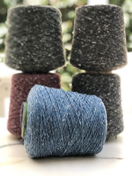 New Exclusive Yarns from Jennifer Knits!