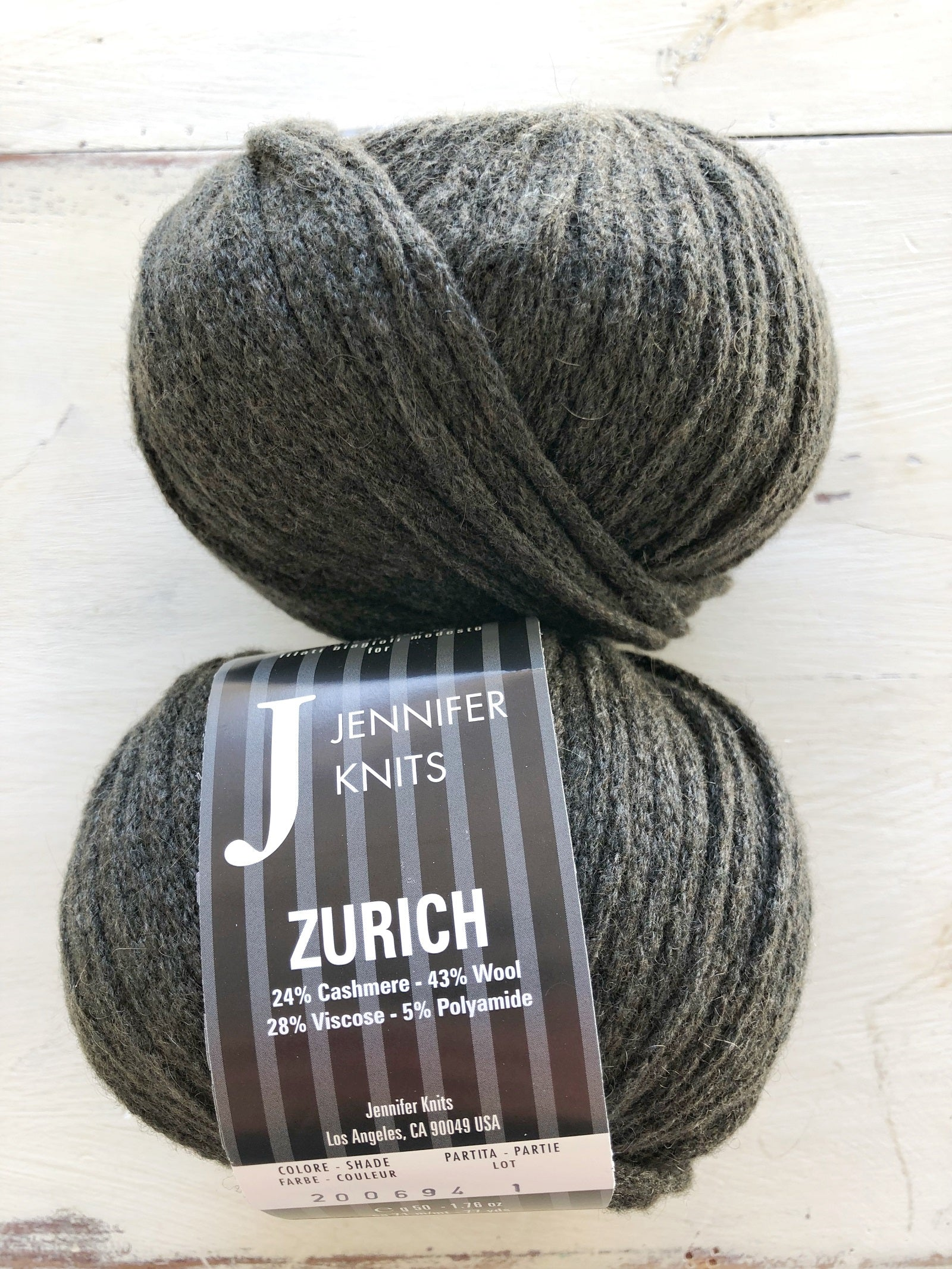 String Yarns Zurich