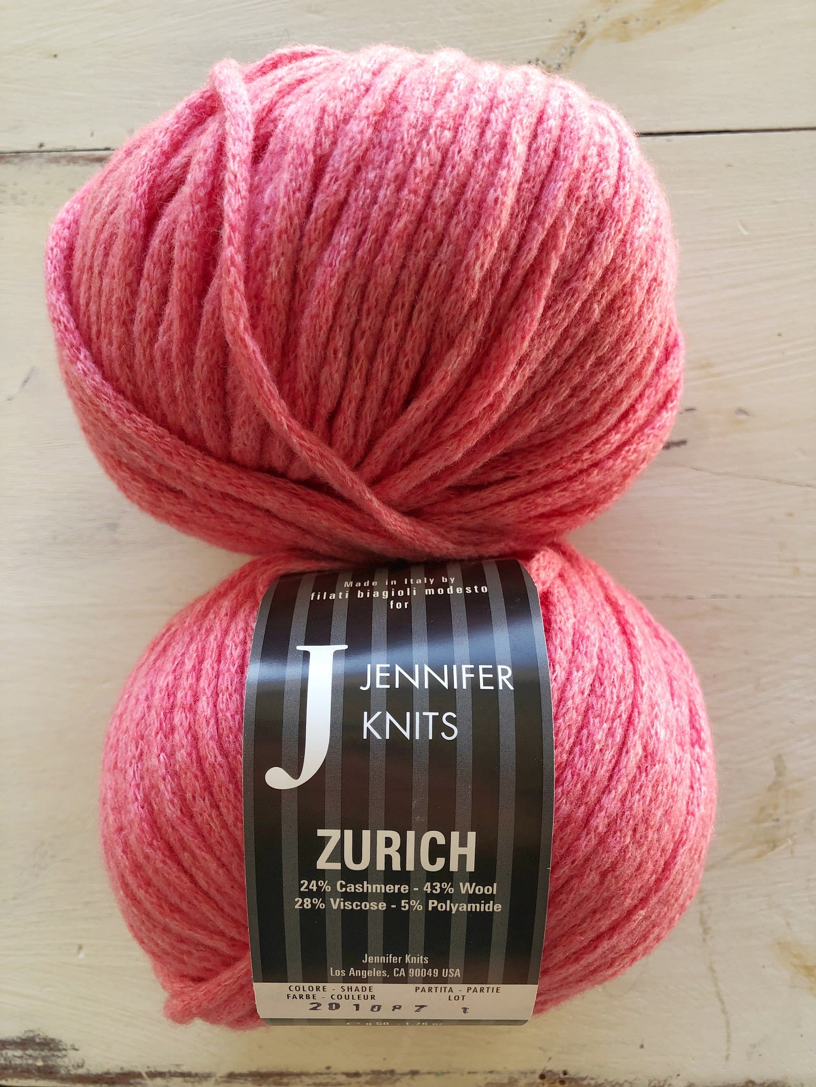 String Yarns and Jennifer Knits Zurich