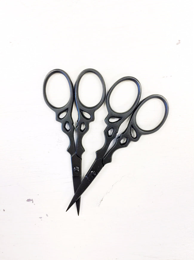 Bryspun Premium Black Scissors