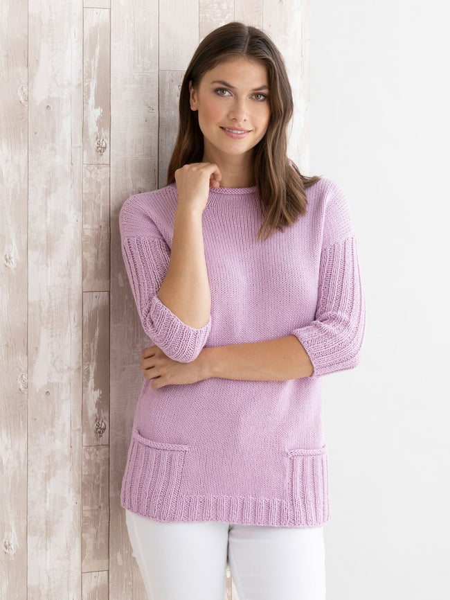 Carly Tunic Pullover Pattern