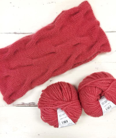 Cashmere Coloring Box Cowl Kit