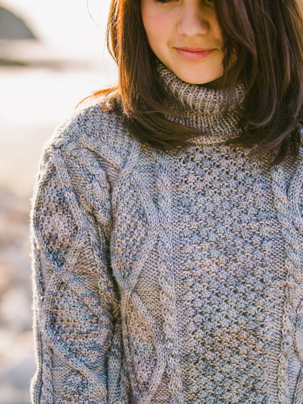 Prism Madison Diamond Cable Pullover Kit
