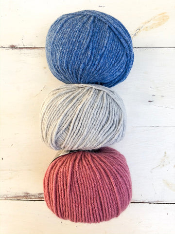 String Yarns by Jennifer Knits Classica DK -- Exclusive !