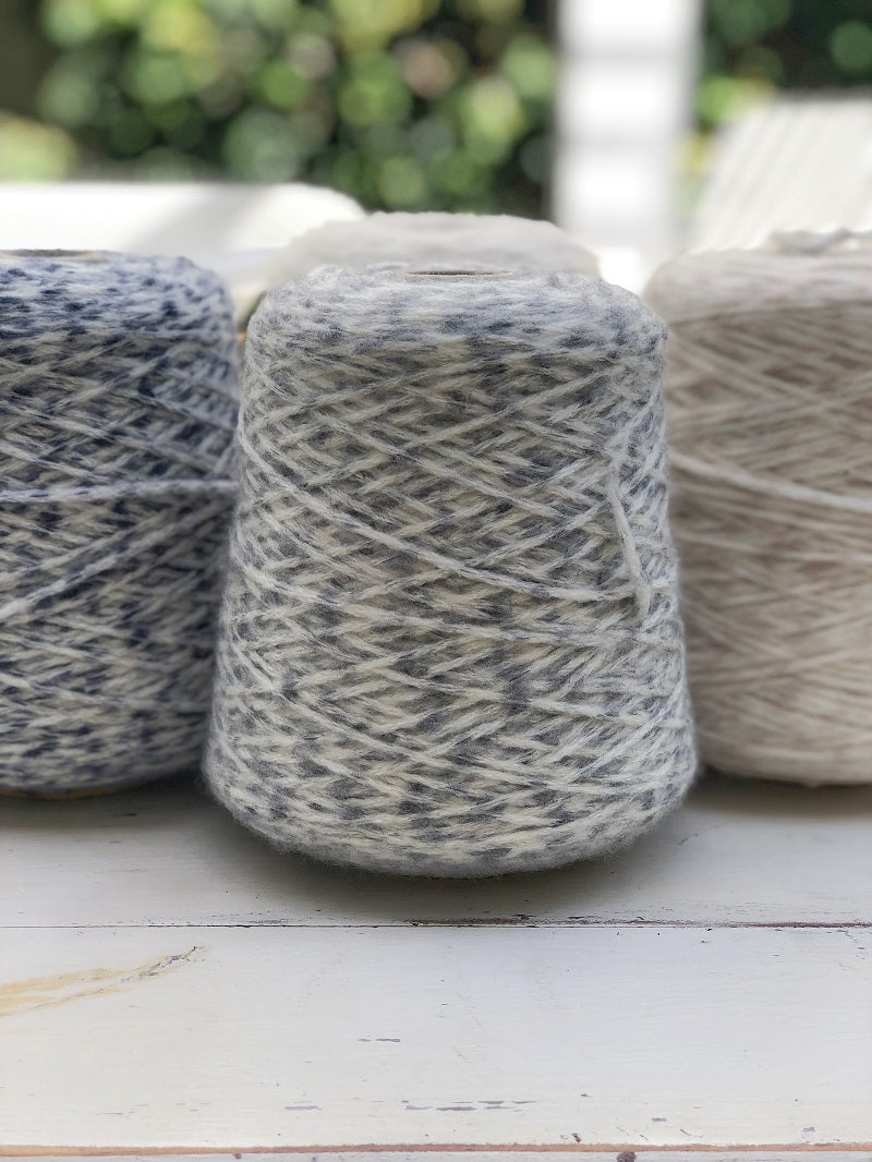 Jennifer Knits EXCLUSIVE Flecked Cloud