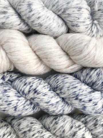 Jennifer Knits EXCLUSIVE Granite