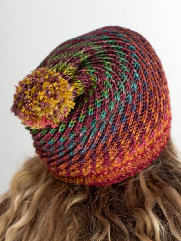 Flux Hat Kit Using Urth Uneek Worsted