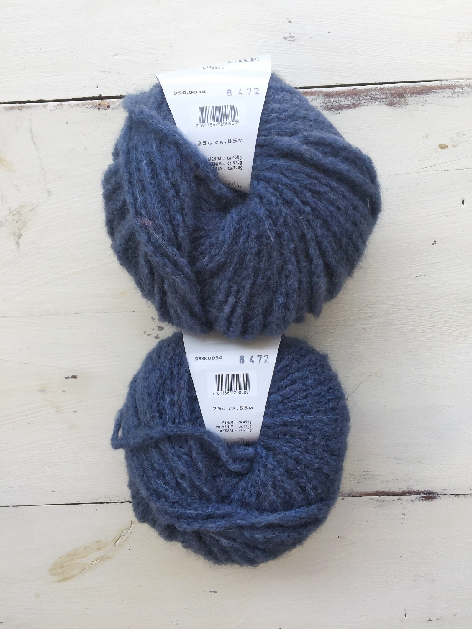 Lace and Cable Cashmere Light Hat Kit