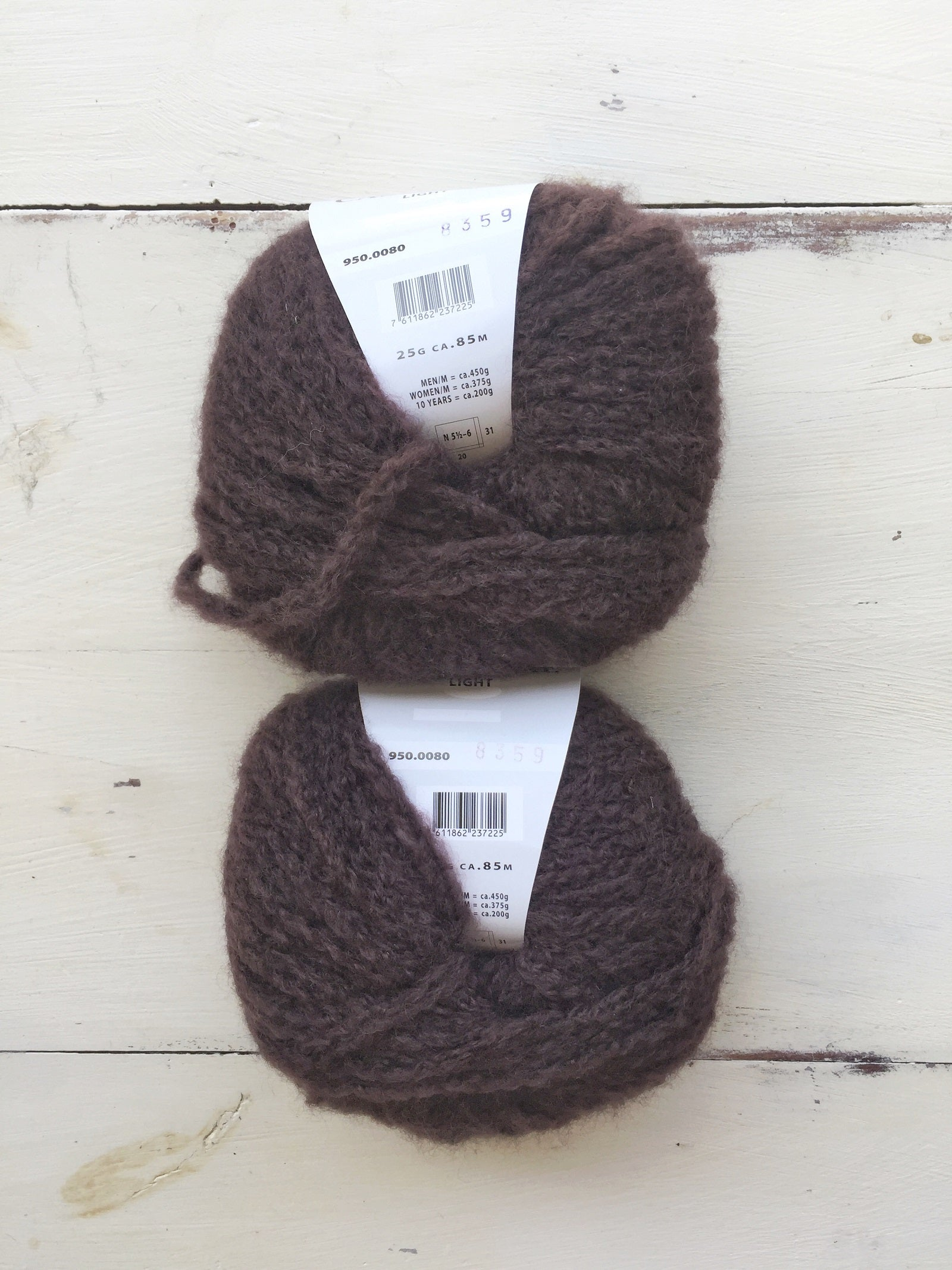 Lang Cashmere Light Cabled Cowl Kit