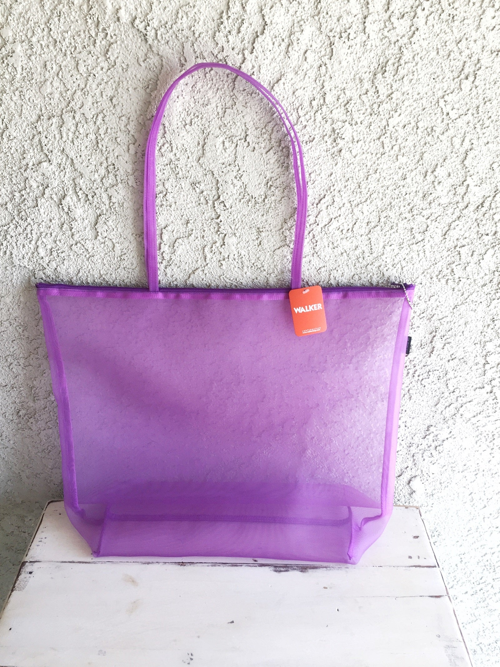 Walker Zip Tote - Large