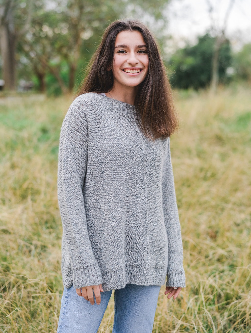 NEW!  Weekender Pullover Kit