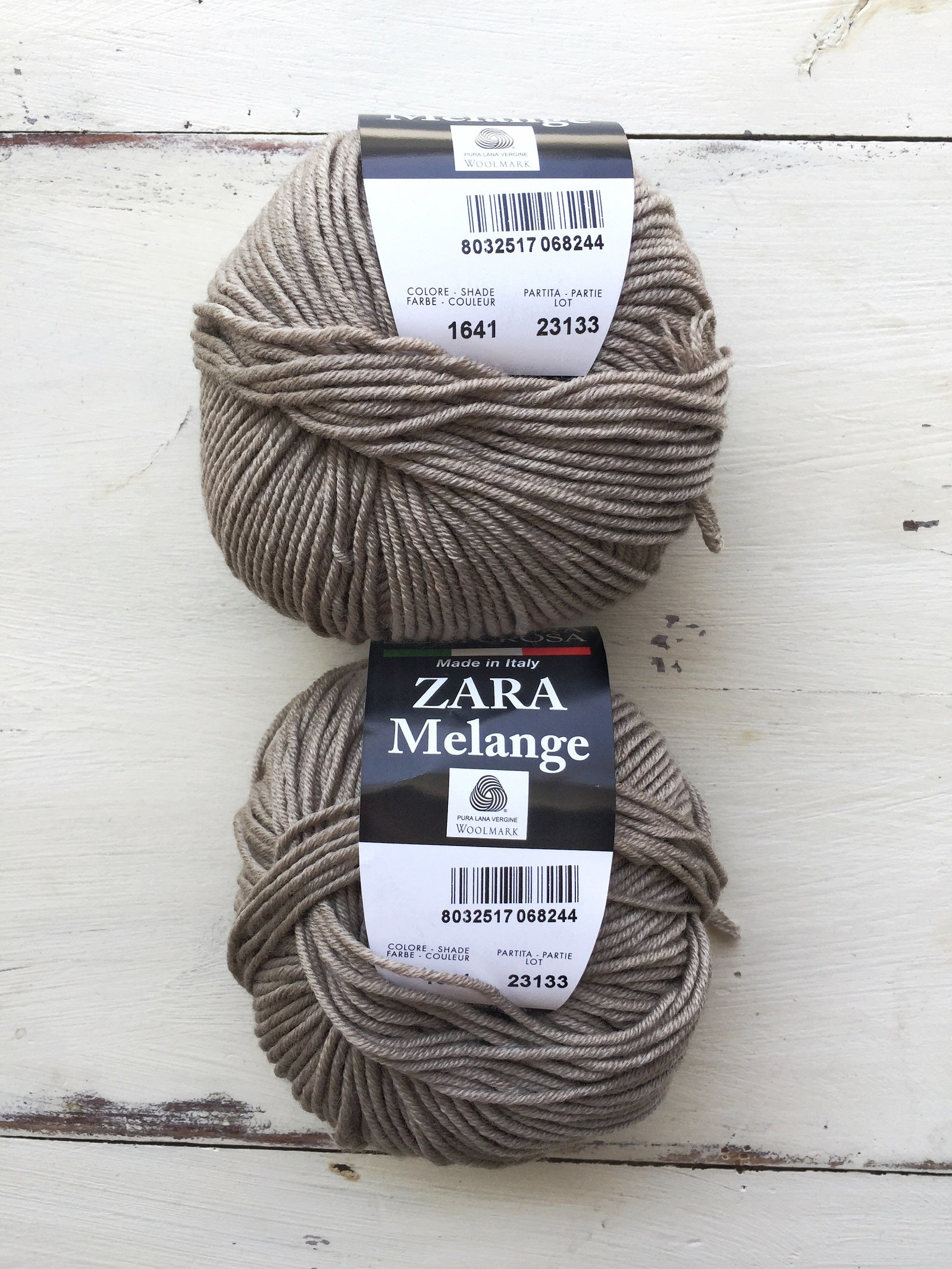 Zara and Zara Melange