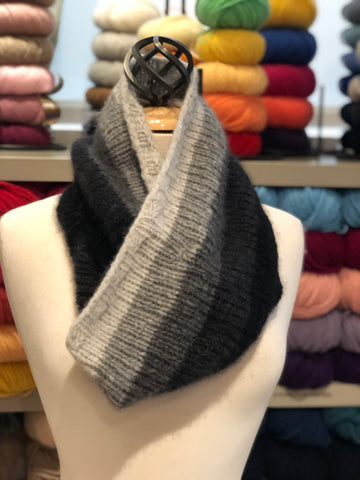 Braided Cashmere Scarf Kit