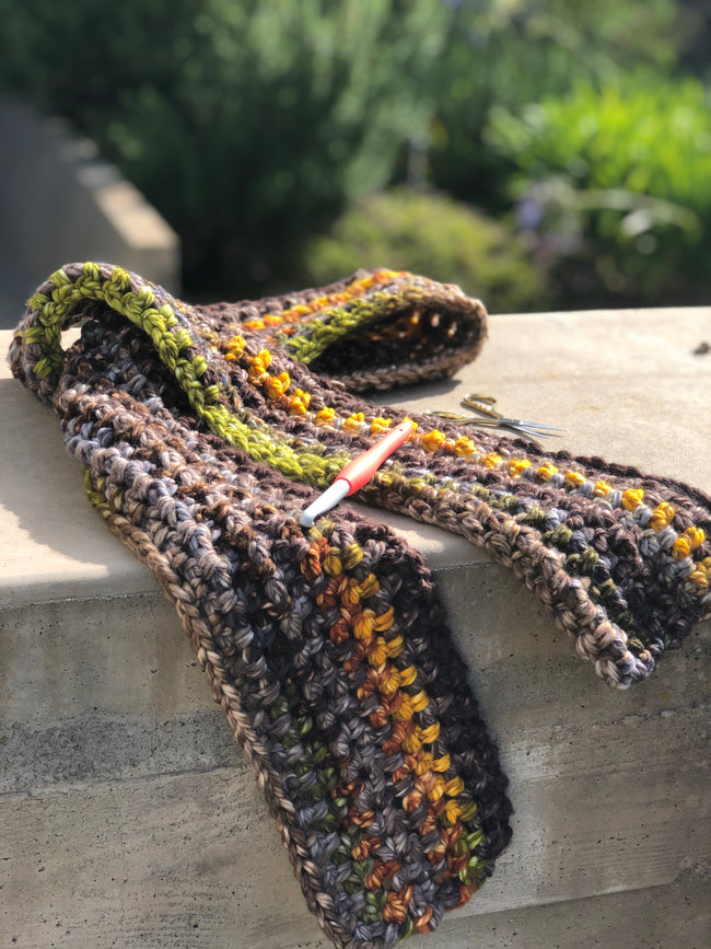 Beginner Basic Urth Chunky Scarf Kit