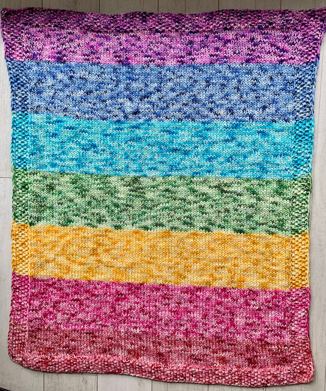 Araucania Huasco Color Blanket Kit