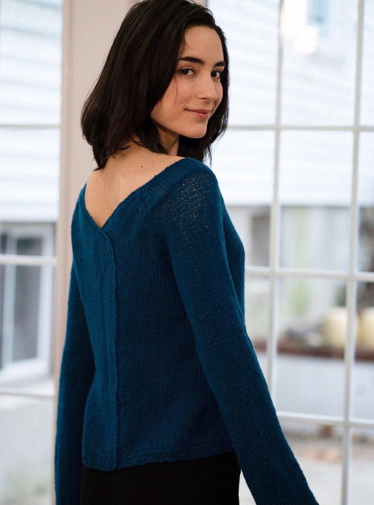 Kirsten Relaxed Pullover Kit