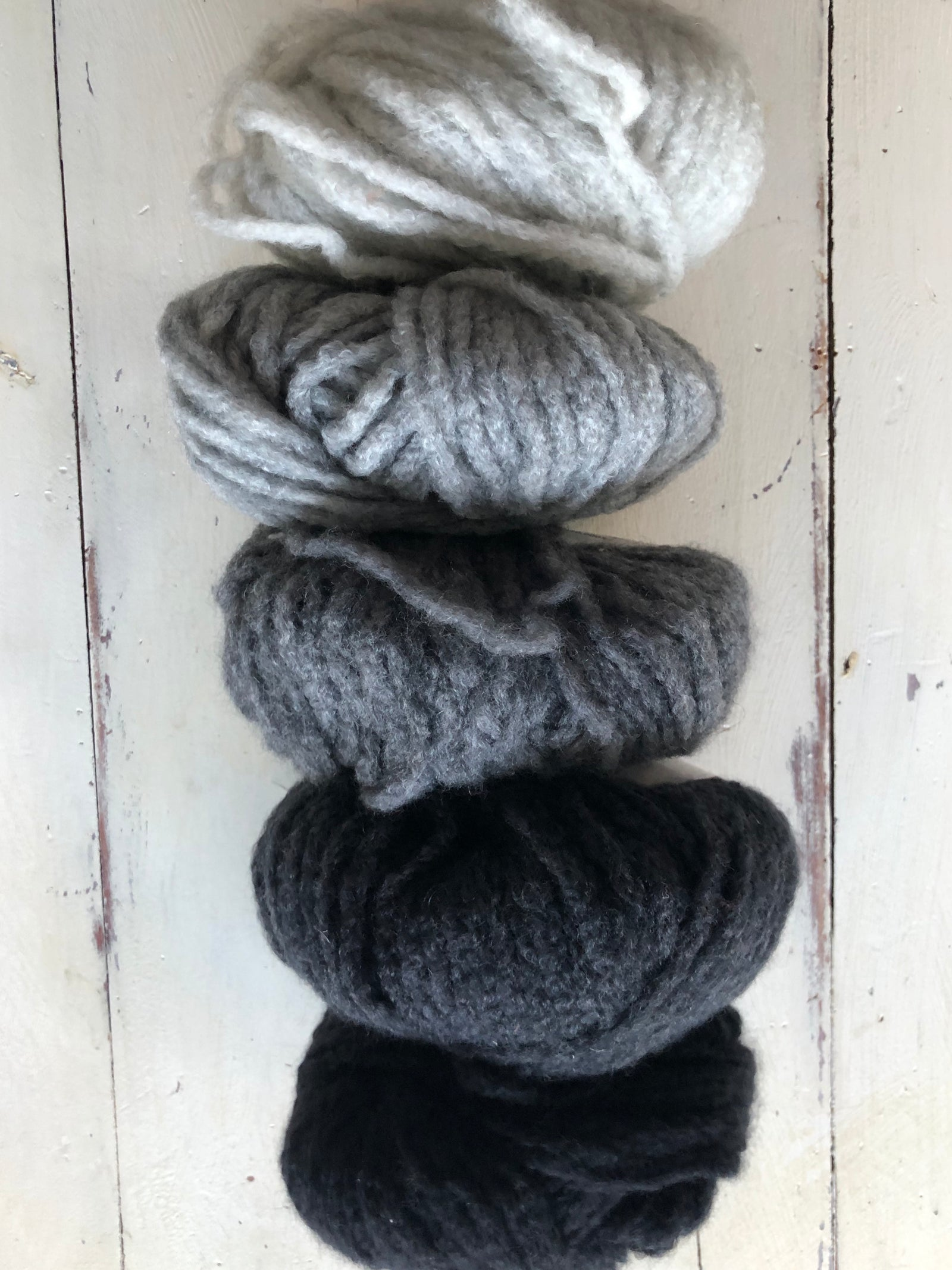Cashmere Light Ombré Cowl Kit