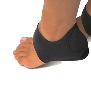 Foot Shock-Absorbing Plantar Fasciitis Therapy Wraps-2 Pack