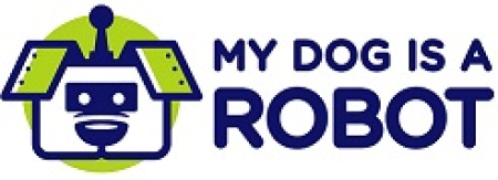 My Dog Is A Robot logo