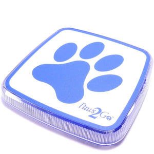 Top view of the Paws2Go product for housetraining your dog