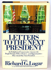"""Letters to the Next President""- OUT OF STOCK"