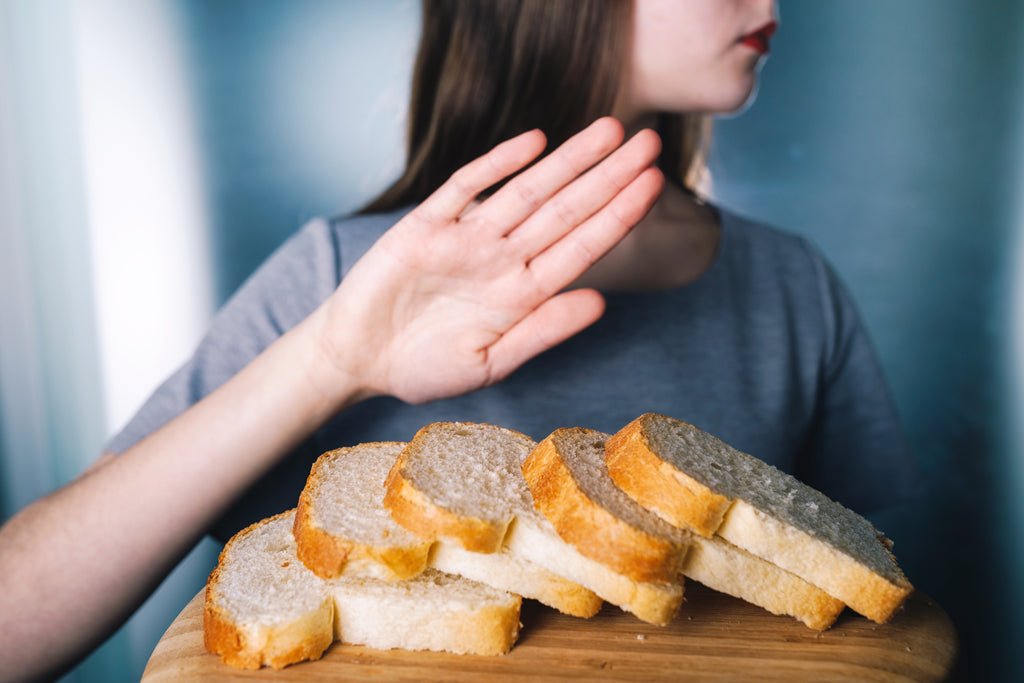 Girl With Bread