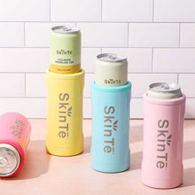 Load image into Gallery viewer, SkinTē BrüMates in Hot Pink, Yellow, Aqua and Blush
