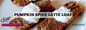 Pumpkin Spice Latte Loaf - by @KetoMoose