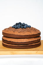 Keto Chocolate Cake Baking Mix - 2g net carb per serving