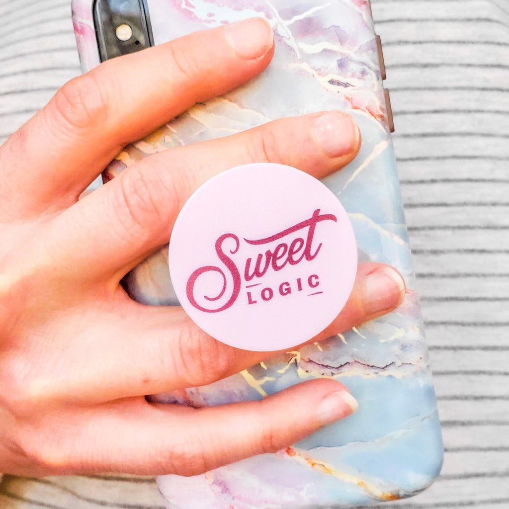 Sweet Logic Popsocket