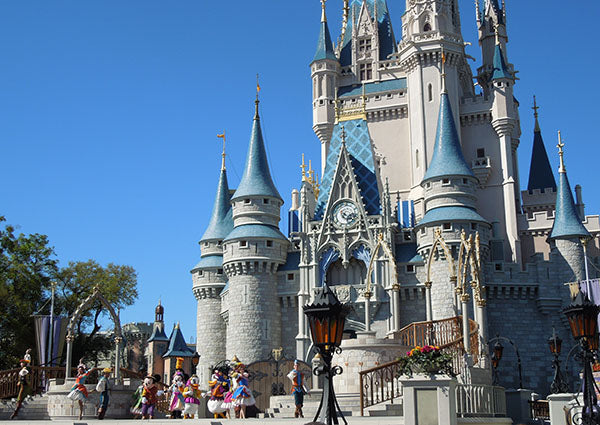 Surviving Disney with Motion Sickness
