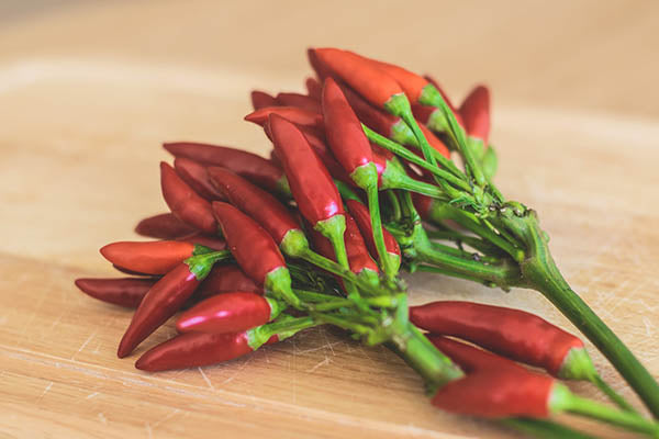 Spicy foods are not good for nausea