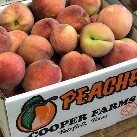 peaches cooper farms fairview texas